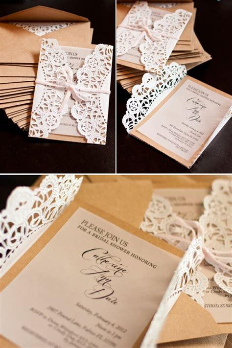 deco wedding invites diy ideas para dar el toque vintage a tus invitaciones de boda