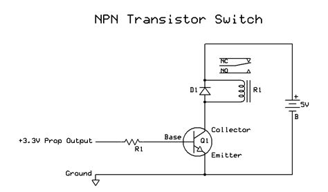 transistor driver relay diode switch schematic diode get free image about wiring diagram