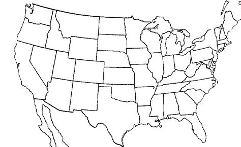 map of usa test map of united states test