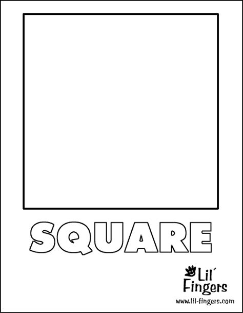square coloring pages free coloring pages of square trace