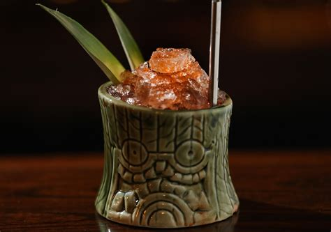 tiki reminds cocktail fans of the tropics the buffalo news