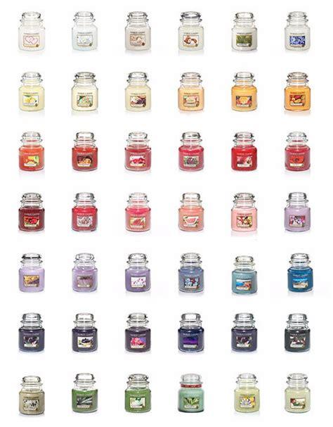 candele yankee candle italia fragranze yankee candle come sceglierle senza annusarle