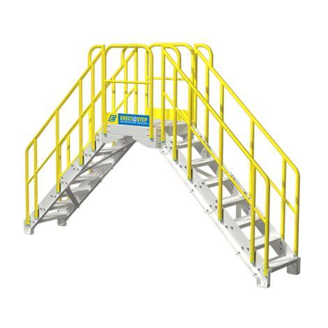 industrial stairs industrial stairs powder coated aluminum metal stairs