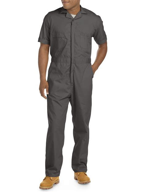 Casual Male Xl Gift Card - berne poplin short sleeve coveralls casual male xl big tall ebay
