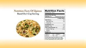 quinoa nutrition facts and benefits fitness tips