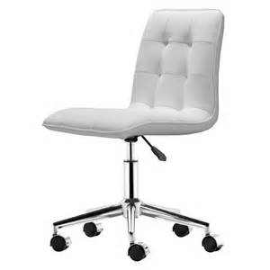 Cheap White Desk Chair Design Ideas White Swivel Chair Stylish And Cozy The Home Redesign