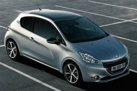 sales peugeot peugeot cutting 208 production and sales outlook