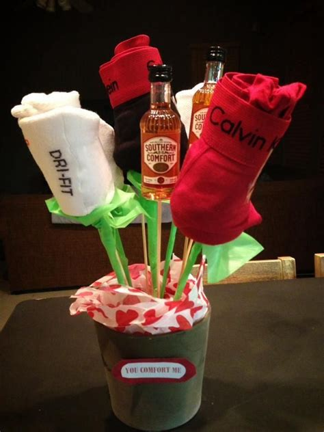 easy gifts for him easy diy valentines gift for him you comfort me