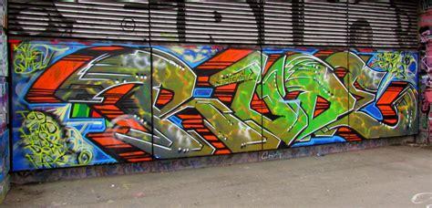 love detroit mi vienna graffiti street art  works