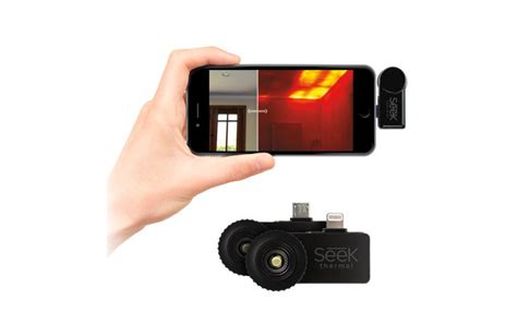 Thermal Iphone seek thermal compact for iphone thermalcameraexperts