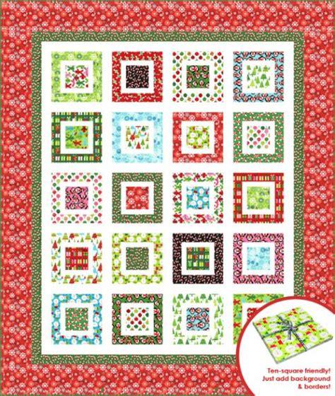 Kaufman Fabrics Free Quilt Patterns by Jingle Bell Rock Free Pattern Robert Kaufman Fabric Company