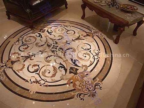 waterjet medallion floor tile china