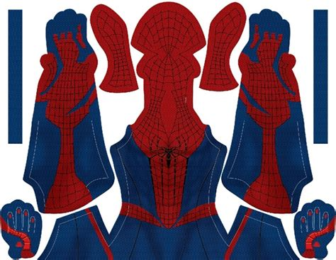 spiderman suit pattern free image gallery spiderman patterns