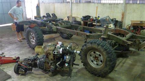 geckoadventure volvo c303 rebuild