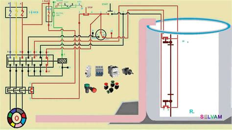 water level controller wiring diagram gooddy org