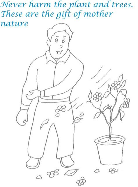 coloring pages for manners free coloring pages of manners for