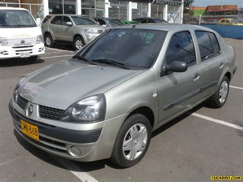 renault car symbol 2006 renault symbol i pictures information and specs