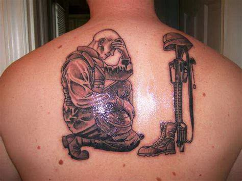 soldier memorial tattoo design fallen soldier memorial 5454457 171 top tattoos ideas
