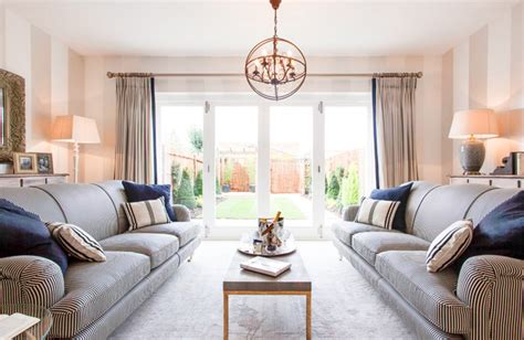 montford place show home eclectic living room south