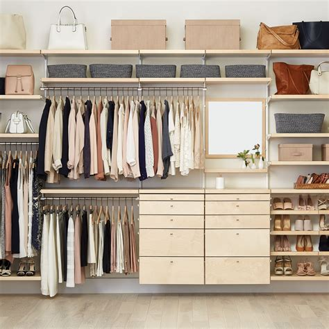 Sell Closet by The Container Store Adds To Elfa D 233 Cor Collection Homeworld Business