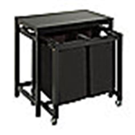 honey can do folding table honey can do 174 laundry sorter and folding table in