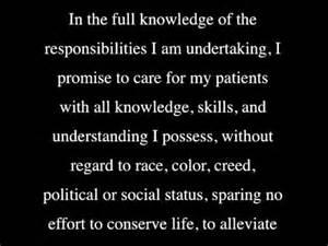 race color creed randall m rueff the professional nursing pledge