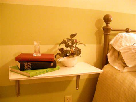 Bed Side Shelf by Beyond Nightstands Bedside Shelves Domestic Adventure