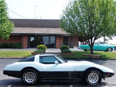 1979 corvette l82 value 1979 chevrolet corvette l82 l82 high performance