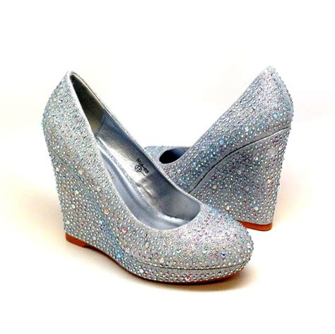 silver wedding shoes wedges best 25 silver wedges ideas on silver wedge