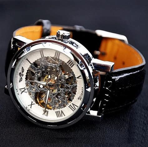 mens watches vintage watches handmade watches leather band
