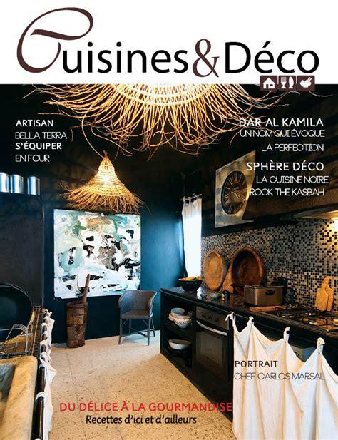 Magazine De Deco by Cuisines D 233 Co Le Nouveau Magazine De D 233 Coration De