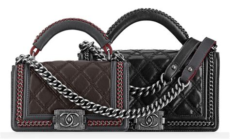 check out the chanel metiers d 2015 handbag lookbook including prices purseblog