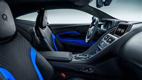 2017 Q by Aston Martin DB11 Interior Wallpaper   HD Car Wallpapers