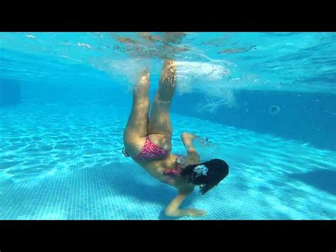 Gopro Underwater gopro 3 silver edition underwater footage