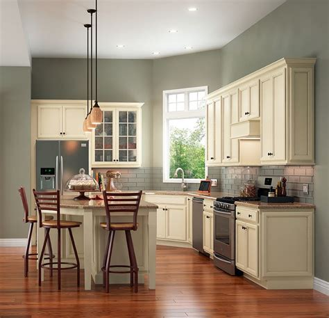 shenandoah cabinets shenandoah cabinetry kitchen in dominion hazelnut glaze