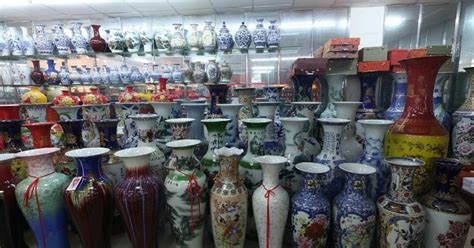 Cheap Red Vases Flower Vases Wholesale China Yiwu