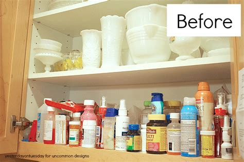 How To Organize Medicine Closet by How To Organize Your Medicine Cabinet
