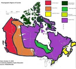 canadian landforms related keywords suggestions