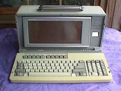 Komputer Sharp sharp pc 7000