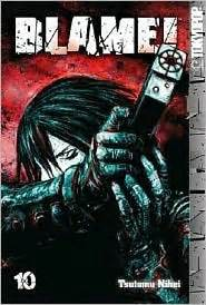 libro blame vol 1 blame vol 10 by tsutomu nihei reviews discussion bookclubs lists
