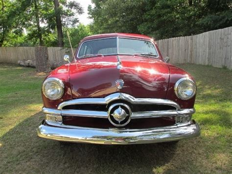Sell Used 1950 Ford Custom 1950 Ford Custom Deluxe Tudor Sedan Flathead V8