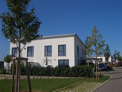flachdachhaus modern modernes flachdachhaus