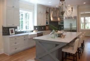 marvelous Kitchen Cabinets Ideas For Small Kitchen #1: e-kitchen-cabinets-with-sink-and-dishwasher-small-kitchen-island-with-seating-ideas-chandelier-over-white-granite-countertops-wood-flooring-brick-backsplashes-for-kitchens-kitchen-island-granite-count.jpg