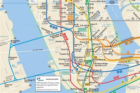 metro map of new york one s mission to put new york s secret subway back on