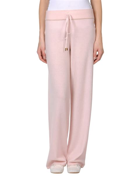 light pink bottoms juicy couture sweat pants in pink light pink lyst