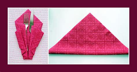 tischdeko hochzeit gold weiß servietten bestecktasche servietten falten bestecktasche rosa