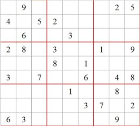Sudoku Printable Excel | free sudoku puzzles solver game in excel