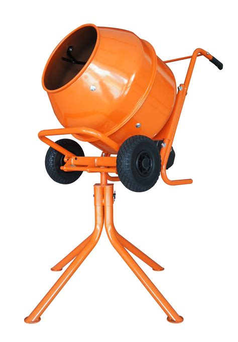 build buddy corded   electric cement mixer
