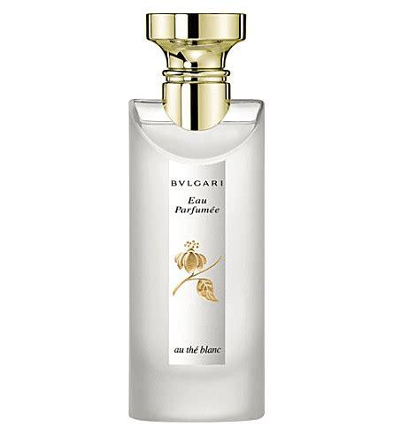 Bvlgari White Parfum bvlgari eau parfum 233 e au th 233 blanc 75ml selfridges