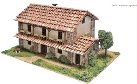 kit in casa comprar maqueta domus kits 40953 kit casa de santillana